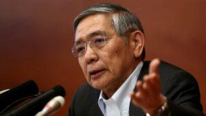 日本央行總裁黑田東彥: 比特幣不是有價值支撐的資產、看好穩定幣應用
